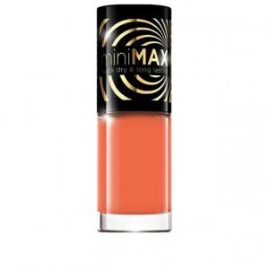 Lac Unghii MiniMax Eveline Cosmetics, Cod 163