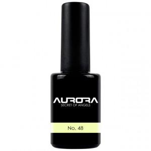 Oja Semipermanenta Aurora Secret, Color No 48, 11 ml
