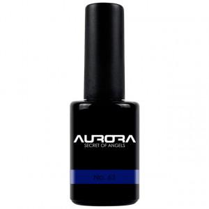 Oja Semipermanenta Aurora Secret, Color No 63, 11 ml