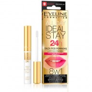 Primer Buze 8 in 1, Eveline Cosmetics, Baza Buze Ideal Stay 24h