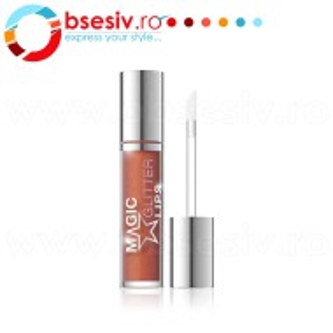 Ruj Lichid cu Glitter Bell HYPOAllergenic Magic Lips, Cod 02