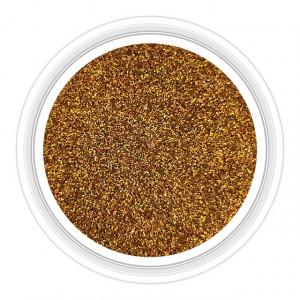 Sclipici Unghii Clasic Culoare Auriu Multicolor Cod SC-53