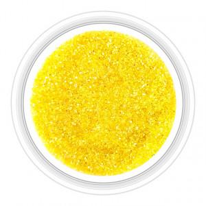 Sclipici Unghii Culoare Galben Cod 18