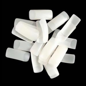 Tipsuri Clasice Culoare Naturala cu Pat de Lipire Cantitate 100 Buc