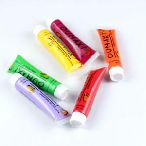 Vopsele Acrilice Color Manichiura Oumaxi, Set 12 culori