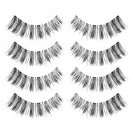 Gene False Banda Oriental Eyelashes, Set 4 Perechi, No F3