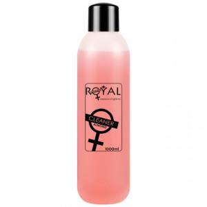 Cleaner Unghii Royal Femme cu Parfum de Migdale 1000 ml