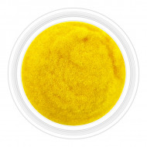 Catifea Unghii Decorativa Culoare Galben Chrome, Cod C-V29