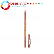 Creion Contur Buze, Eveline Max Intens Colour 17 Warm Nude