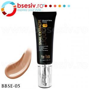 Fond De Ten Crema Cu Extract de Melc, Cod BBSE-05, Gramaj 50ml, Brand Baolishi, Blemish Balm Cream Snail Extract