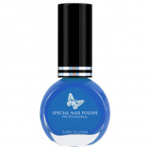 Lac Special Stampile Unghii Albastru, OP58, 10ml