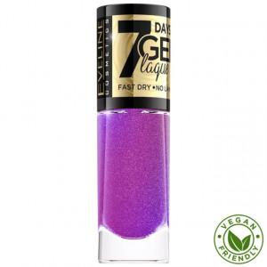 Lac Unghii cu Efect de Gel Eveline Cosmetics 7 Days Gel Laque No 97