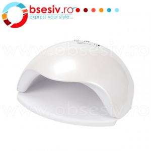 Lampa LED/UV Cu Aprindere Automata La Senzor, Putere 48 Watt, Model SUN5-48, Lampa Profesionala Manichiura