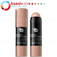 Stick Blush Rosiatic, Bell HYPOAllergenic Creamy Rouge Glow Stick, Cod 02