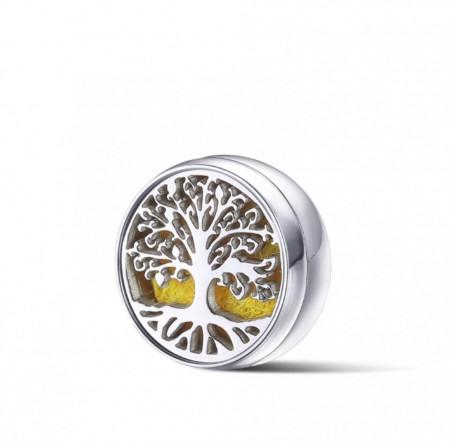 Mini-aromadifuzor cu magnet Copacul Vietii