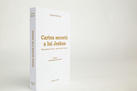 """""""Cartea secreta a lui Jeshua"""", Daniel Meurois - vol. 1"""