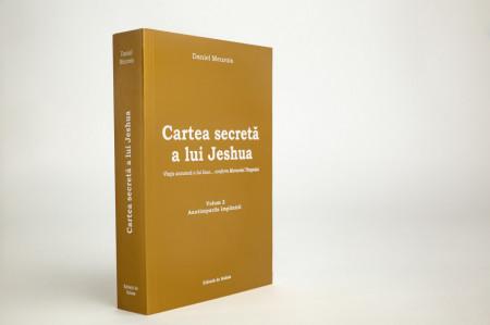 """""""Cartea secreta a lui Jeshua"""", Daniel Meurois - vol. 2"""