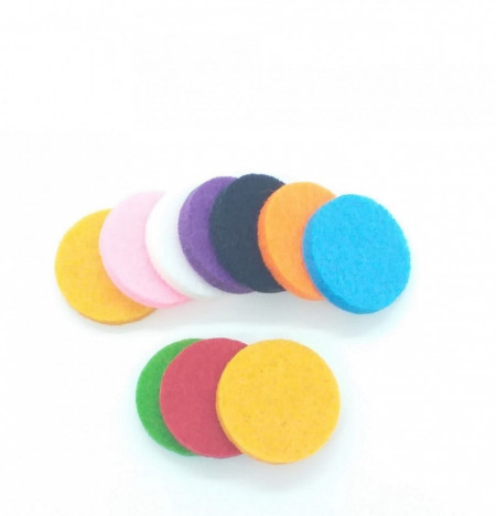 Dischete colorate pasla