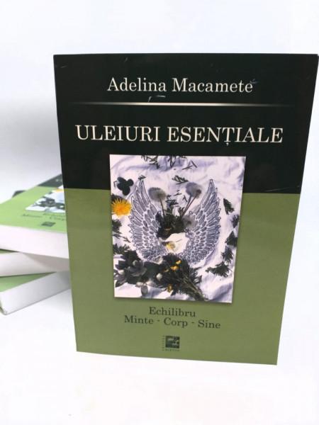 """Uleiuri esențiale"" mini-book - Adelina Macamete"