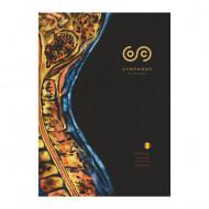 Brosura Symphony of the Cells A5, Lb. ROMANA, Editia 2020