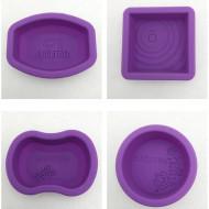 Set 6 forme din silicon pentru sapun modele doTERRA