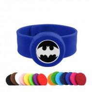 Brățară BAIETI Batman albastru