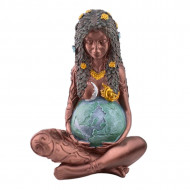 Statueta Mama Pamant