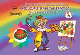 Arte vizuale şi abilităţi practice, Clasa a IV-a - Caiet de lucru
