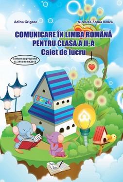 Comunicare în Limba Română, Clasa a II-a - Caiet de lucru