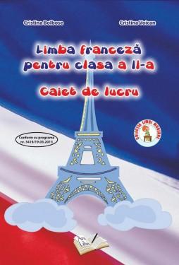 Limba franceză, Clasa a II-a - Caiet de lucru