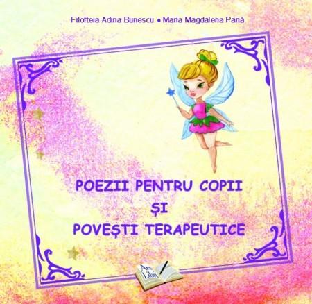 Poezii pentru copii și povești terapeutice