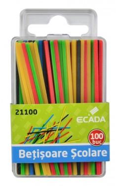Bețișoare școlare Ecada