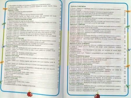 Comunicare în limba română, Clasa pregătitoare - Caiet de lucru