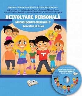 Manual - Dezvoltare personală clasa a II-a, Semestrul al II-lea (conține CD cu manualul în format digital)