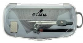 Trusă geometrie Ecada