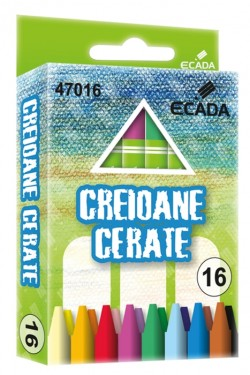 Creion color 16 cerat Ecada