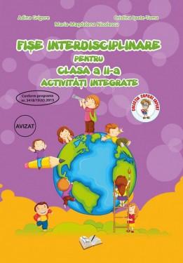 Fişe interdisciplinare, Clasa a II-a - Activități integrate