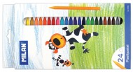 Creion color 24 cerat MILAN