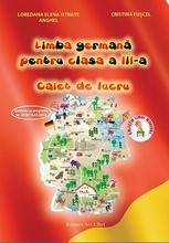 Limba germană, Clasa a III-a - Caiet de lucru