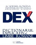 DICȚIONARUL EXPLICATIV AL LIMBII ROMANE – EDIȚIA 2016