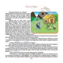 Magia Poveștilor - Antologie de texte literare, Clasa a IV-a