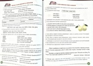 Exerciții de Limba și Literatura Română, Clasa a IV-a