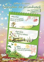 Calendar de primăvară cu Abțibilduri, Clasa a II-a
