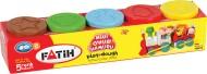 Plastilină ușoară Modeling Dough 5*50 gr Fatih