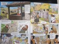 Amintiri din copilărie. Povestiri – Benzi desenate