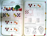 Matematica și explorarea mediului, Clasa I - Caiet de lucru