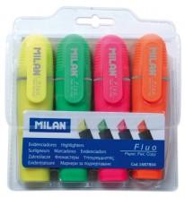 Marker evidenţiator set 4 Milan