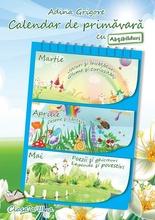 Calendar de primăvară cu Abțibilduri, Clasa a III-a