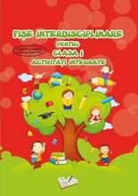 Fișe interdisciplinare, Clasa I - Activități integrate
