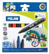 Carioca 8+2 schimbă culoarea Milan